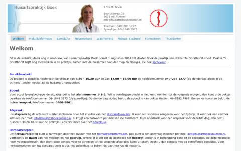 Huisarts Boek Nuenen door tsiis websites