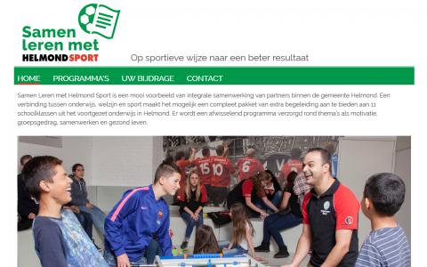 Samen Leren met Helmond Sport